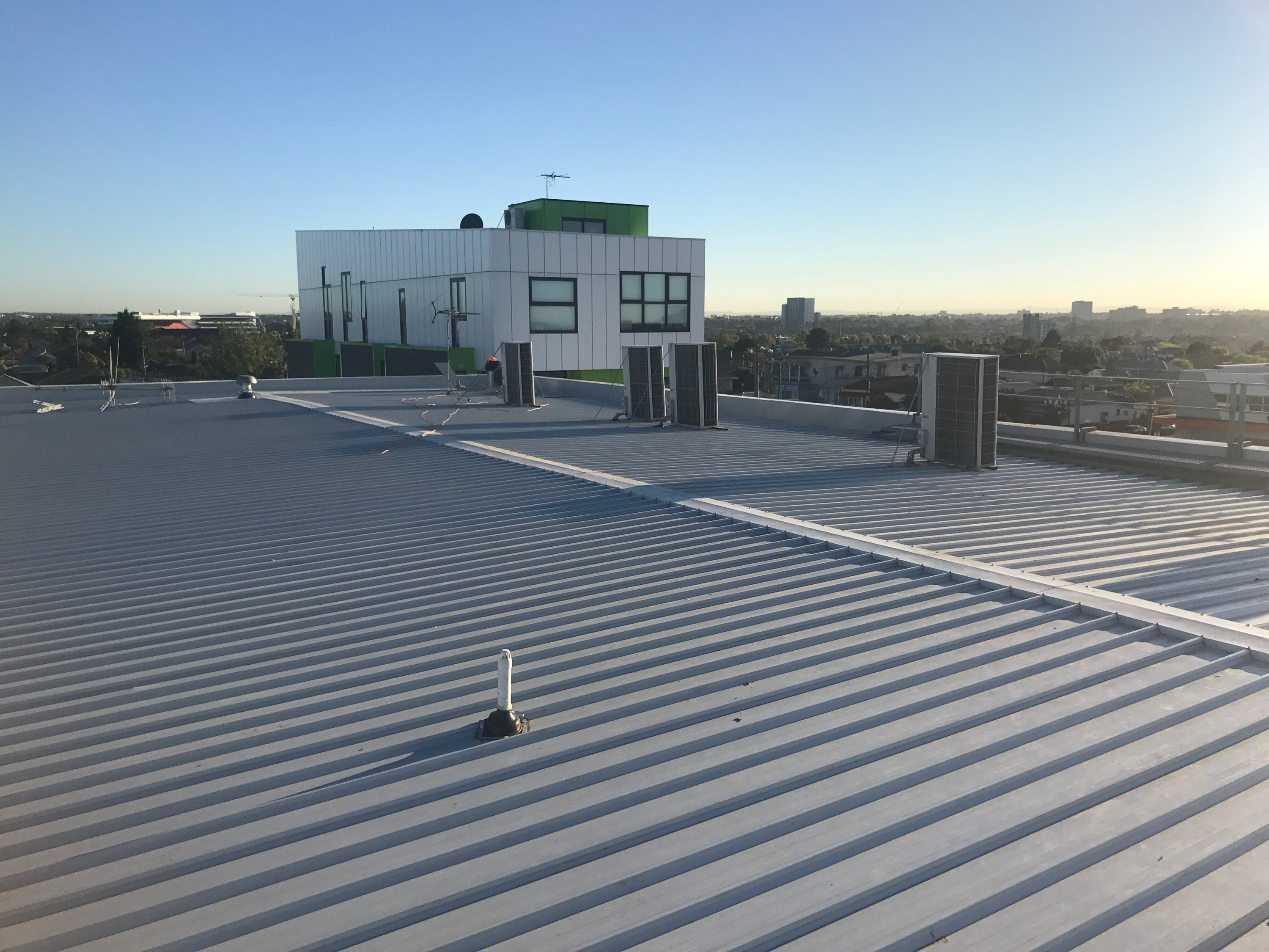 Roof Plumbing Services - Buckland Roofing - Melbourne Roof